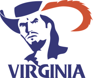 Virginia Cavaliers Logo Vector