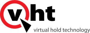 Virtual Hold Technology (VHT) Logo Vector