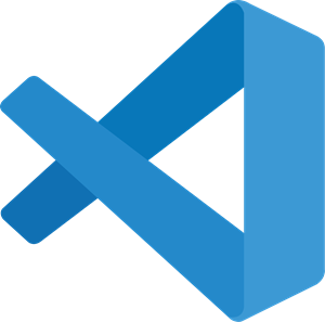 Visual Studio Code Logo Vector