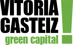 Vitoria Gazteiz Green Capital Logo Vector