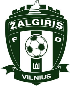 VMFD Zalgiris (Current) Logo Vector