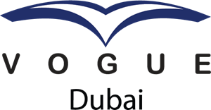 Vogue Dubai Logo Vector