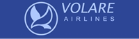 Volare airlines Logo Vector