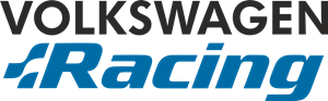 Volkswagen Racing Logo Vector