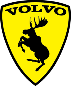 Volvo Prancing Moose - version 1 Logo Vector