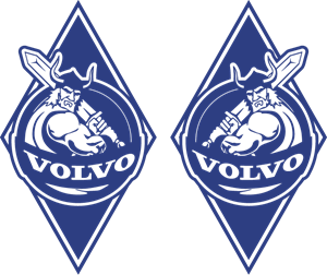 Volvo Viking Logo Vector