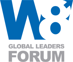 W8 Global Leaders Forum Logo Vector