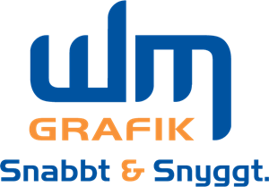 WM Grafik Logo Vector