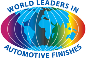 WORLD LEADERS IN AUTOMOTIVE FINISHES Logo Vector