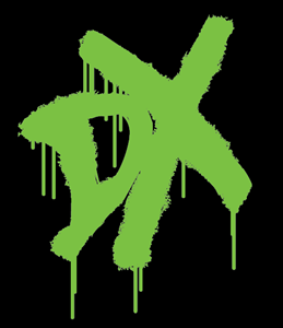 WWE D-Generation X Logo Vector
