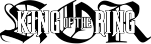 WWF King of the Ring Logo Vector