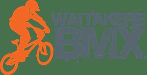 Waitakere BMX Logo Vector
