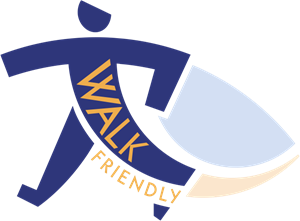 Walk Friendly Logo Vector