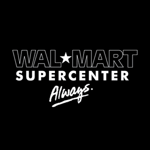 Walmart Supercenter Always Logo Vector