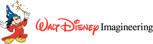 Walt Disney Imagineering Logo Vector