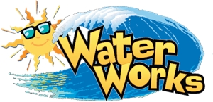 Water Works Logo Vector