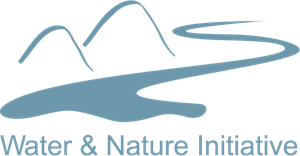 Water & Nature Initiative Logo Vector