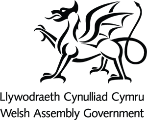 Welsh Assembly Government Logo Vector