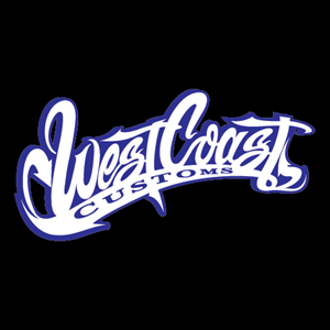 West Coast Customs Logo Vector
