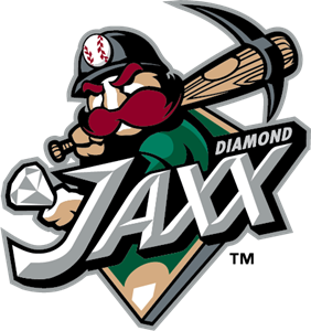 West Tenn Diamond Jaxx Logo Vector