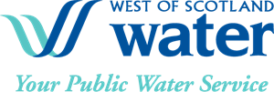 West of Scotland Water Logo Vector