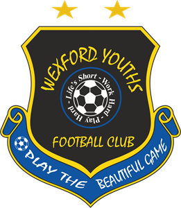 Wexford Youth FC Logo Vector