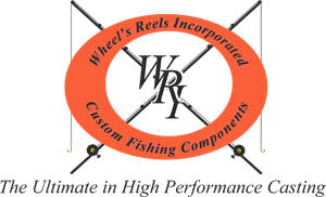 Wheel's Reels Incorporated Logo Vector