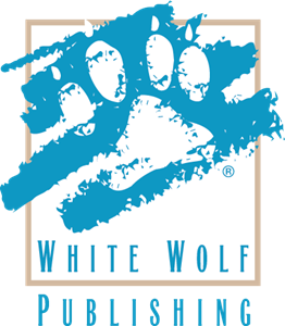 White Wolf Publishing Logo Vector