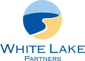 White lake Logo Vector