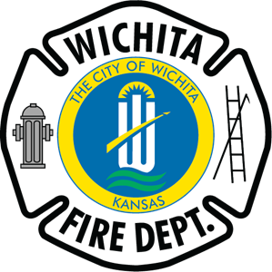 Wichita Fire Department Logo Vector