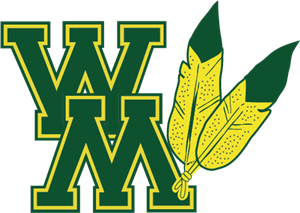 William And Mary Tribe Logo Vector