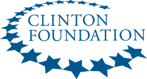 William F Clinton Foundation Logo Vector