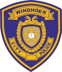 Windhoek City Police Logo Vector