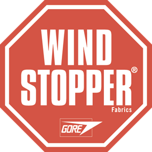 Windstopper Fabrics Logo Vector