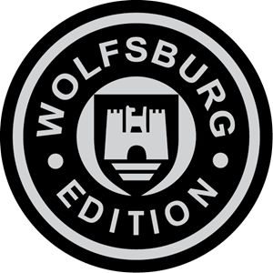 Wolfsburg Edition VW Logo Vector