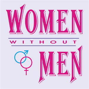 Women without Men Logo Vector