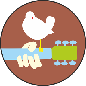 Woodstock Logo Vector
