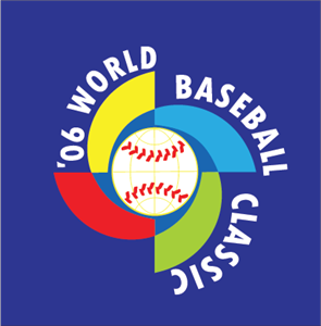 World Baseball Classic '06 Logo Vector