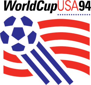 World Cup USA 94 Logo Vector