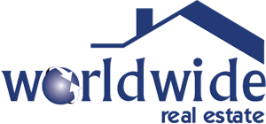Worldwide Real Estate Logo Vector