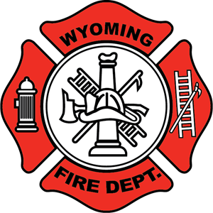 Wyoming Fire Department Logo Vector