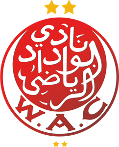WAC Wydad Athletic Club 2019 Logo Vector