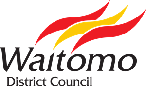 Waitomo District Logo Vector