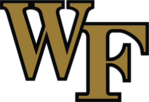 Wake Forest University Logo Vector