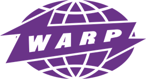 Warp Records Logo Vector