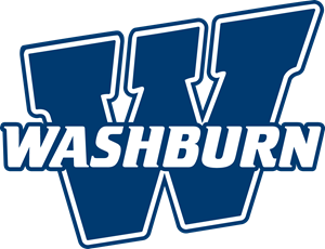 Washburn University Athletics Logo Vector