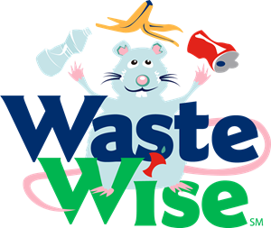 Waste Wise Logo Vector