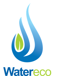 Water ecology Logo Vector