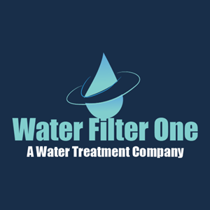 Water Filter One Logo Vector