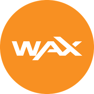 WAX (WAXP) Logo Vector